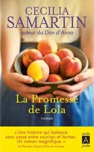 Cecilia Samartin - La promesse de Lola.