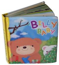 Cecilia Tsai - Billy Baby en randonnée.