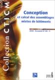 CECM - Conception et calcul des assemblages mixtes des bâtiments - CECM - Document n° 109 - Fr.