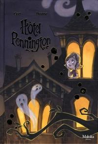 Ced et Ileana Surducan - Hôtel Pennington.