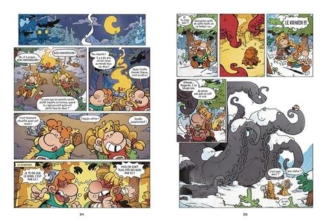 Rikk & Frya Tome 1 La chasse au Kraken