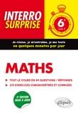 Cédric Bertone - Maths 6e Cycle 3 - Tout le cours en 49 questions/réponses et 170 exercices chronométrés et corrigés.