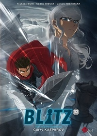 Cédric Biscay et Daitaro Nishihara - Blitz Tome 3 : .