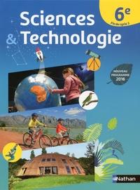 Cédric Bordi et Nicolas Coppens - Sciences & technologie 6e cycle 3.