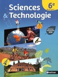 Cédric Bordi et Nicolas Coppens - Sciences & Technologie 6e, Fin de cycle 3.