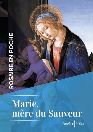 Cédric Chanot - Marie, mère du Sauveur.