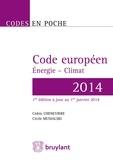 Cédric Chenevière et Cécile Musialski - Code européen Energie-Climat.