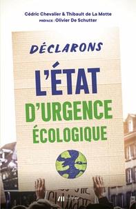 Lire un livre télécharger en mp3 Déclarons l'état d'urgence écologique