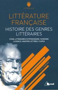 Littérature française - Histoire des genres littéraires.pdf