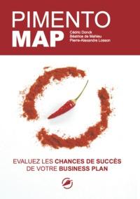 Cédric Donck et Béatrice De Mahieu - Pimento Map - Evaluez les chances de succès de votre business plan.