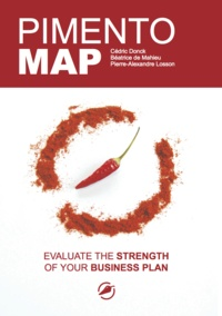 Cédric Donck et Béatrice De Mahieu - Pimento Map - Evaluate the strength of your business plan.