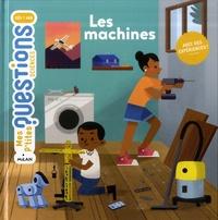 Cédric Faure et Aurélie Verdon - Les machines.