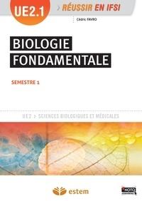 Cédric Favro - Biologie fondamentale - UE 2.1 - Semestre 1.