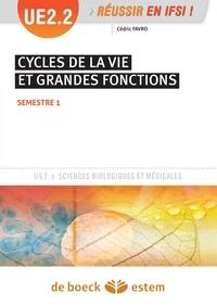 Cédric Favro - Cycles de la vie et grandes fonctions - UE 2.2 - Semestre 1.