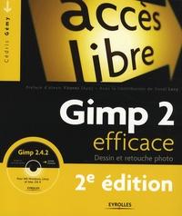 Deedr.fr Gimp 2 efficace - Dessin et retouche photo Image