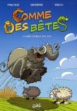 Cédric Ghorbani et Laurent Panetier - Comme des bêtes Tome 1 : Complètement zoo zoo.