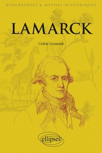 Cédric Grimoult - Lamarck.