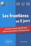 Cédric Grimoult - Les frontières en 8 jours.