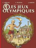 Cédric Hervan et Yves Plateau - Les voyages d'Alix  : Les jeux olympiques.