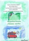 Cédric Janvier - Mystérieuse classe verte.