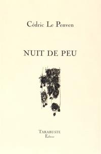 Cédric Le Penven - Nuit de peu.