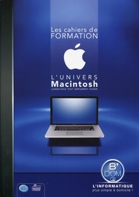 Cédric Leprince-Ringuet - L'univers Macintosh.