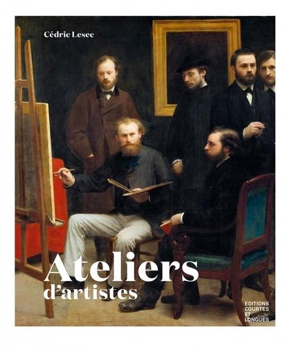 Cédric Lesec - Ateliers d'artistes.
