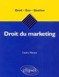 Cédric Manara - Droit du marketing.