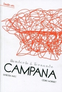 Cédric Morisset et Humberto Campana - Humberto et Fernando Campana - Edition bilingue français-anglais.