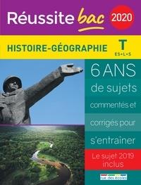 Téléchargements gratuits pour les livres en mp3 Histoire-Géographie Tle ES, L, S par Cédric Oline, Pascal Bréval, Sandrine Henry, Delphine Louys 9782820809957 PDF CHM PDB
