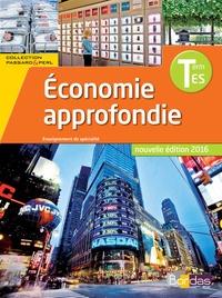 Cédric Passard et Pierre-Olivier Perl - Economie approfondie Tle ES.