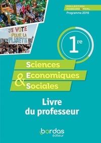 Cédric Passard et Pierre-Olivier Perl - Sciences économiques et sociales 1re Passard & Perl - Livre du professeur.