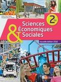 Cédric Passard et Pierre-Olivier Perl - Sciences économiques et sociales 2de - Manuel de l'élève.