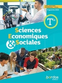 Cédric Passard et Pierre-Olivier Perl - Sciences Economiques & Sociales Tle.
