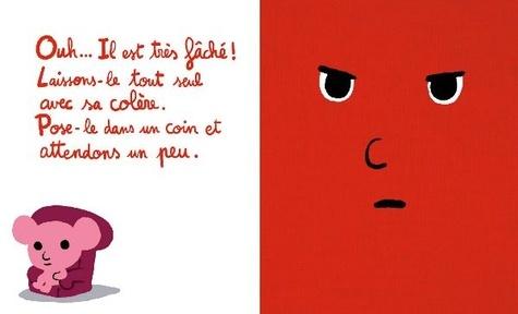 Le livre  Le livre en colère !