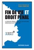 Cédric Ribeyre - Fin de vie et droit pénal - Le risque pénal dans les situations médicales de fin de vie.