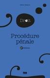 Cédric Ribeyre - Procédure pénale.