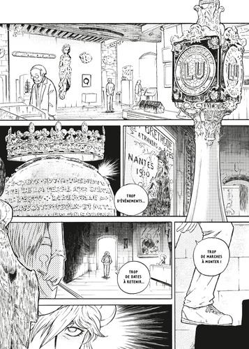 Anne de Bretagne. Intrigues au château