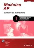 CEEPAME et Annick Sailland - Module AP 1 - Accompagnement d'un enfant dans les activités d'éveil et de la vie quotidienne.
