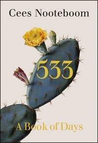 Cees Nooteboom et Laura Watkinson - 533 - A Book of Days.