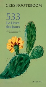 Cees Nooteboom - 533 - Le livre des jours.