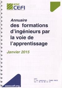 CEFI - Annuaire des formations d'ingénieurs par la voie de l'apprentissage.