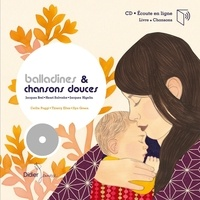 Ceilin Poggi - Balladines & chansons douces. 1 CD audio