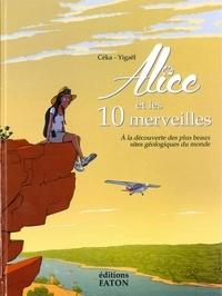 Céka et  Yigaël - Alice et les 10 merveilles.