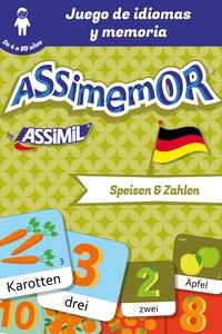 Céladon et Léa Fabre - Assimemor - Mis primeras palabras en alemán: Speisen und Zahlen.
