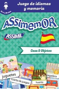 Céladon et Léa Fabre - Assimemor - Mis primeras palabras en español : Casa y Objetos.