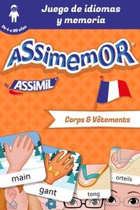 Céladon et Léa Fabre - Assimemor - Mis primeras palabras en francés: Corps et Vêtements.