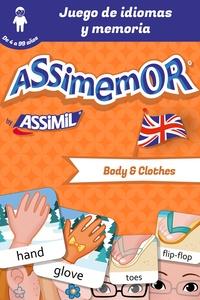 Céladon et Léa Fabre - Assimemor - Mis primeras palabras en inglés: Body and Clothes.