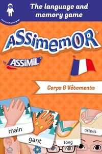Céladon et Léa Fabre - Assimemor – My First French Words: Corps et Vêtements.