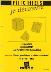 Celda - Je découvre les formes géométriques - Fiches CE2-CM1-CM2.